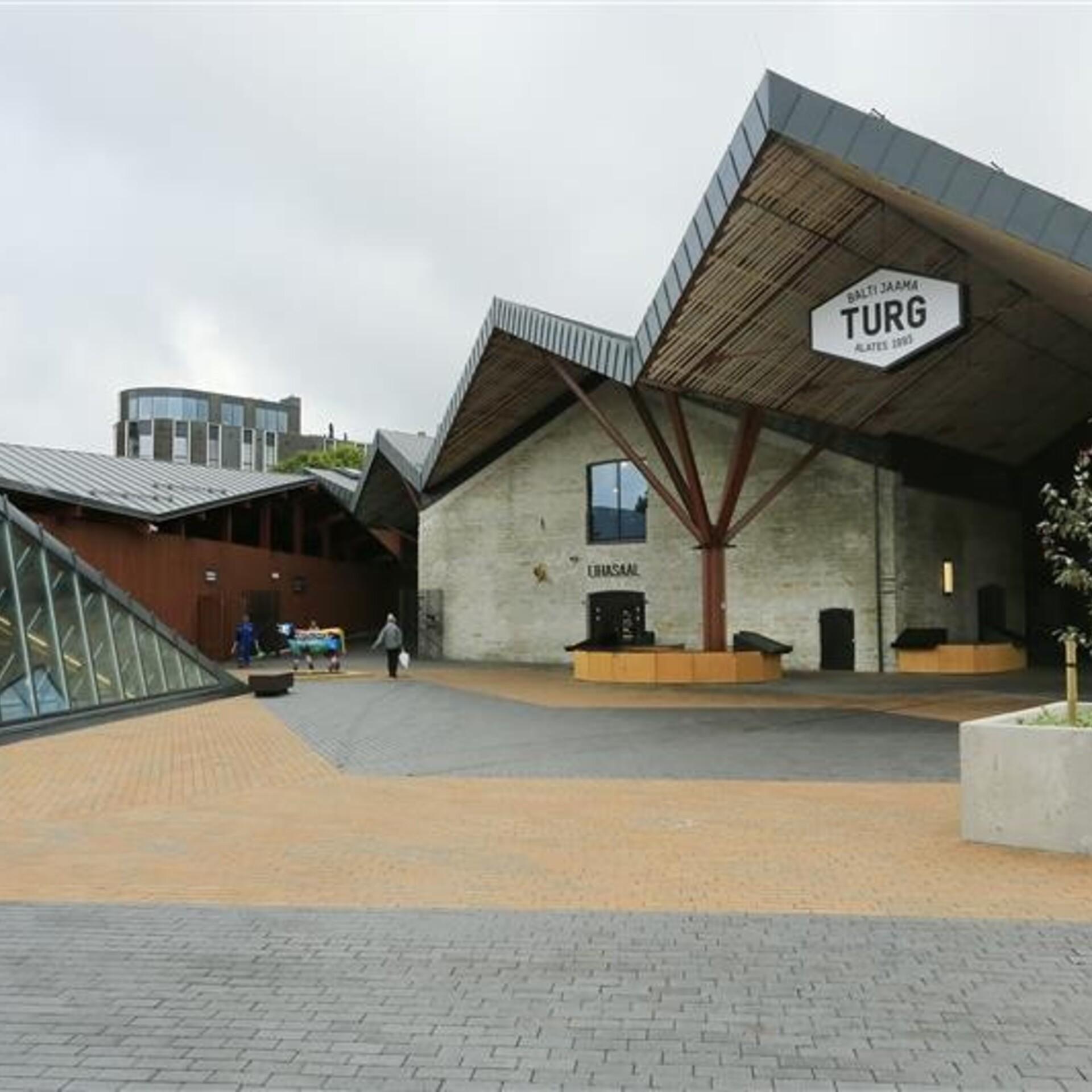 e70be3772f3 Triin Ojari: Balti jaama turg kui aja märk   Arhitektuur   ERR