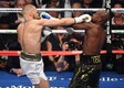 Floyd Mayweather alistas Conor McGregori kümnendas raundis
