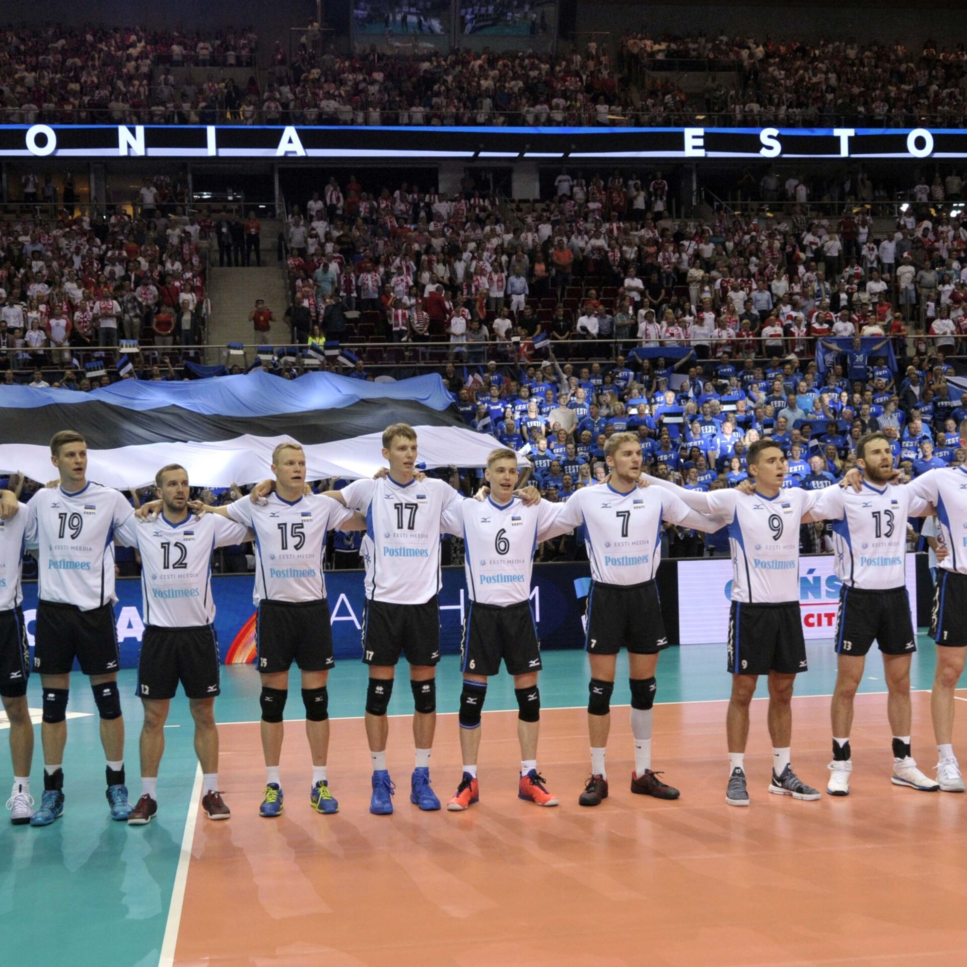 c52f37e52a6 Eesti võrkpallikoondis loositi EM-valiksarjas kokku Avo Keele juhendatava  Lätiga | Võrkpalli Eesti koondis | ERR