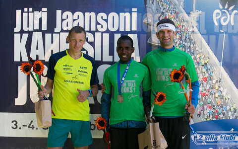 Aafrika sportlaste uurimine võib aidata ka Eesti sportlasi.