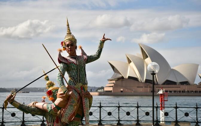 Tai kultuur Austraalias