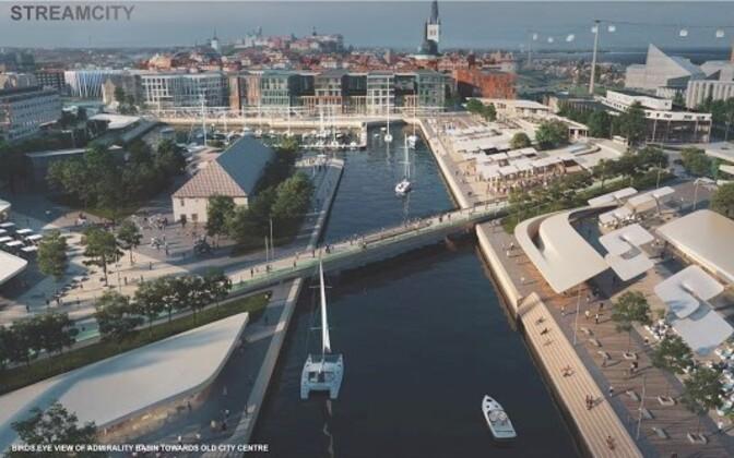 Zaha Hadid Architectsi võidutöö