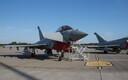 Briti hävitajad Eurofighter Typhoon Ämaris.