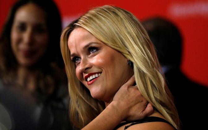 Näitleja Reese Witherspoon