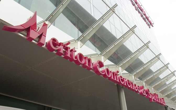 Отель Meriton в Таллинне.