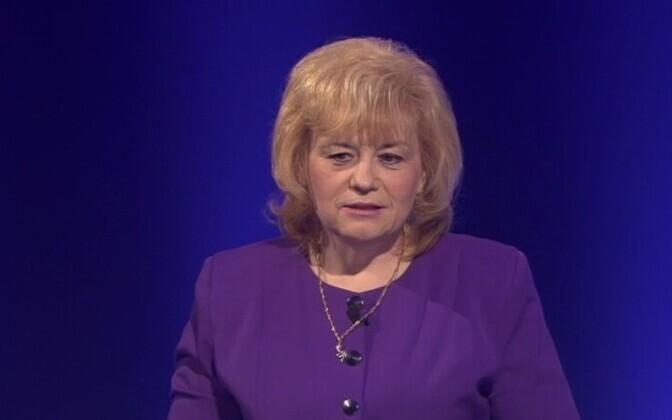 Наталия Умарова.