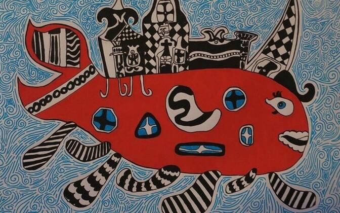 Mikhail Brodovichi töö näituselt