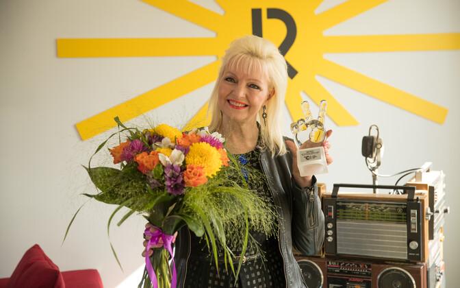 Marju Länik. Raadio2.
