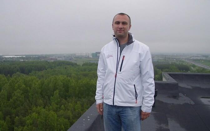 Esimese osa peategelane on Nikolai Bentsler.