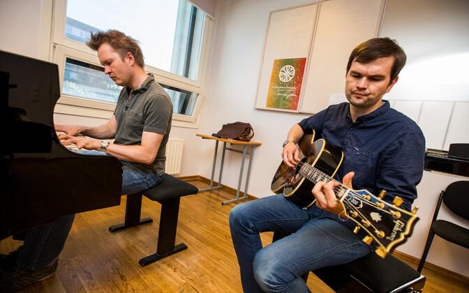 Kristjan Randalu ja Vaiko Eplik