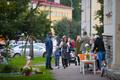 Уличный фестиваль в столичном районе Уус Мааильм.