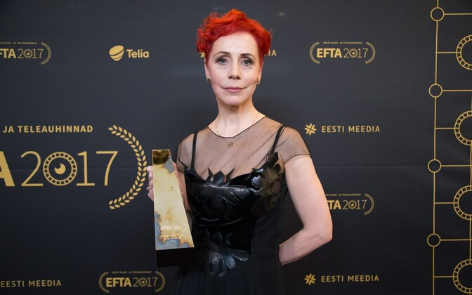 Tiina Mälberg EFTA galal