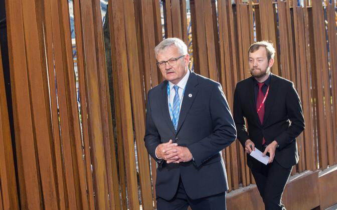 Euroopa põllumajandus- ja kalandusministrite arutelu veab maaeluminister Tarmo Tamm.