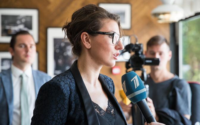 MP Olga Ivanova.
