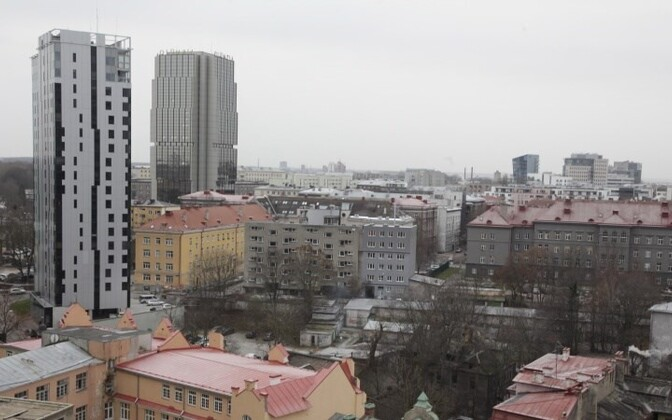 Медианная цена квадратного метра жилья в Таллинне достигла нового рекордного уровня в 1636 евро.