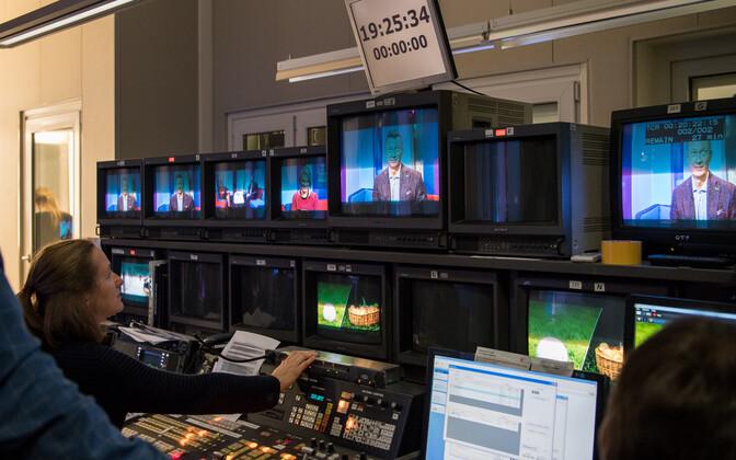 ETV-d vaatas oktoobris rohkem inimesi kui septembris