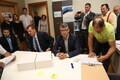 Центристская партия передает списки Таллиннской избирательной комиссии