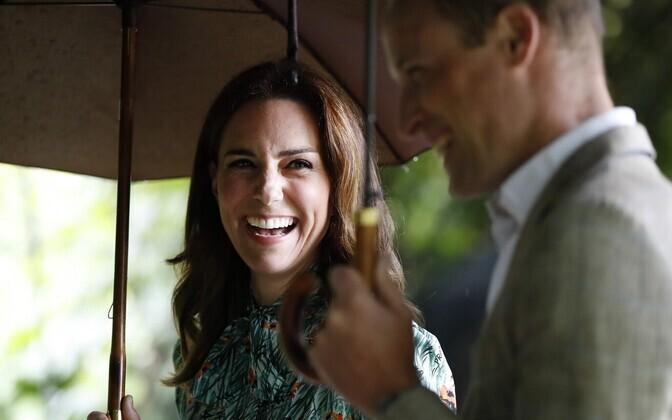 Kate Middleton ja prints William