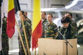 Belgium took over the Baltic Air Policing mission based out of Ämari Air Base in Estonia on Tuesday. Sept. 5, 2017.
