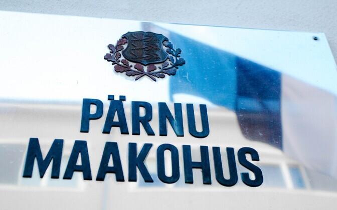 Пярнуский уездный суд.