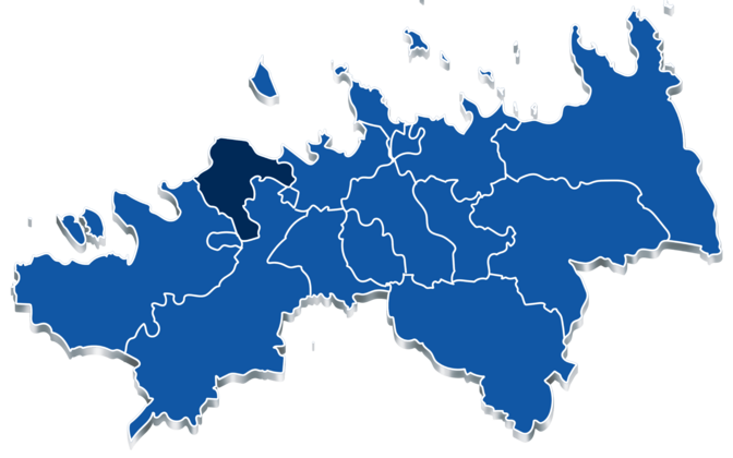 Волость Харку Харьюского уезда.