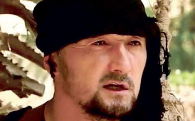 Бывший полковник МВД Таджикистана Гулмурод Халимов примкнул к ИГ весной 2015 года.