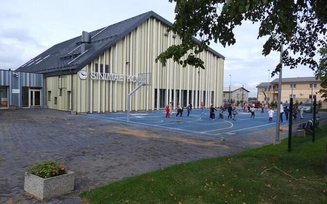 Новая школа в Синимяэ.