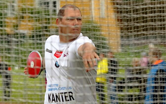 Heitjate seeriavõistluse finaaletapp Kohilas / Gerd Kanter
