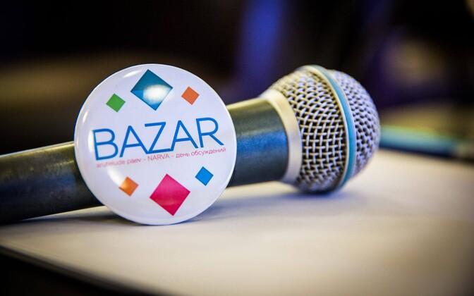 Нарвский день обсуждений Bazar.