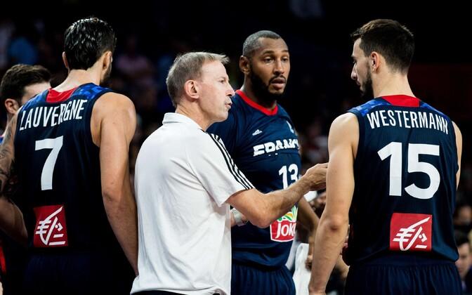 Prantsusmaa korvpallikoondis