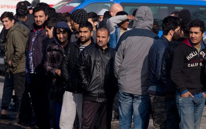 Migrandid Bulgaarias.