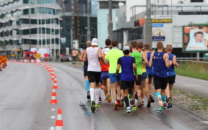 Таллиннский марафон SEB