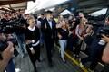Михаил Саакашвили застрял на границе