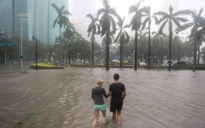 Üleujutus Miamis