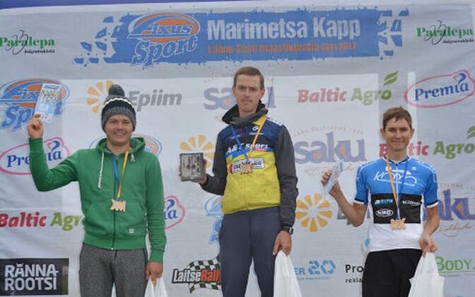 Martin Laas, Silver Schultz, Peeter Tarvis