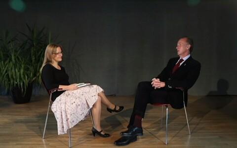 Mari Klein ja Tiit Aleksejev