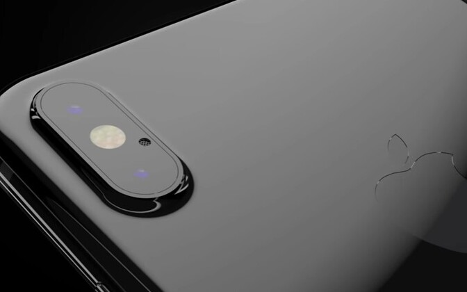 iPhone8 kontsept