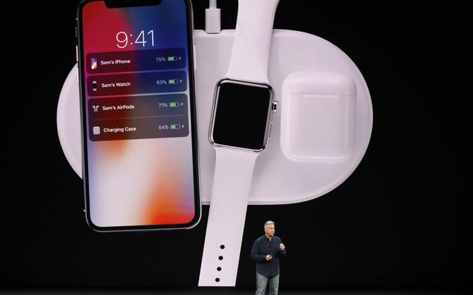Презентация iPhone X.