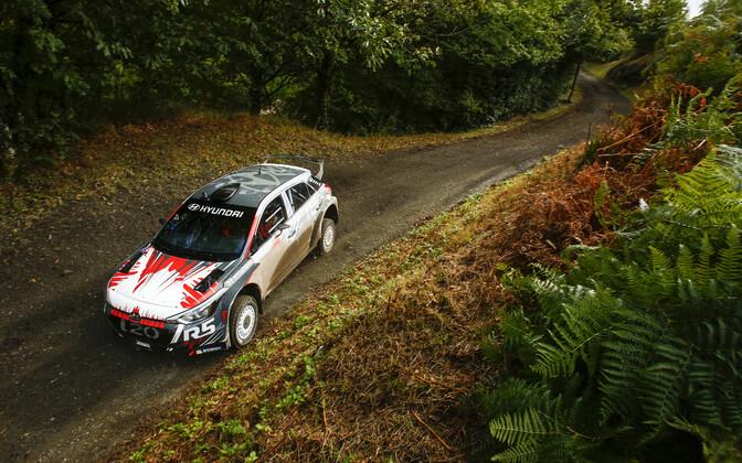 Hyundai talendiprogrammi teise vooru pääsenud said kolmel päeval Prantsusmaal enda oskusi näidata.