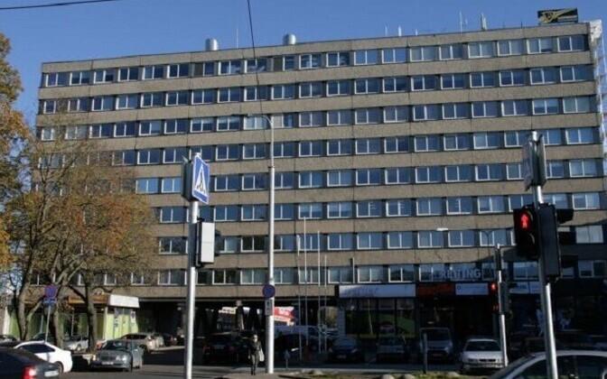 Pärnu mnt 67a, endine ajakirjandusmaja