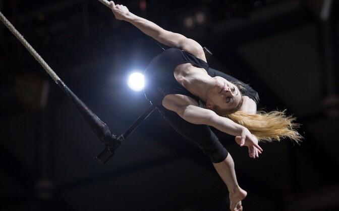 Цирк дю Солей в Таллинне