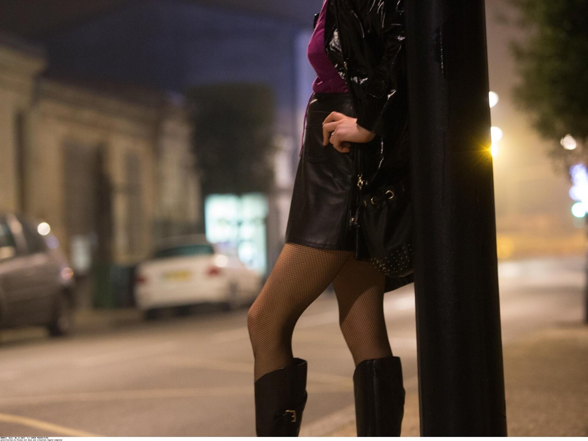 проститутки на улицах таллина