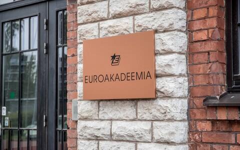 Euroakadeemia Tallinnas Tondi tänaval