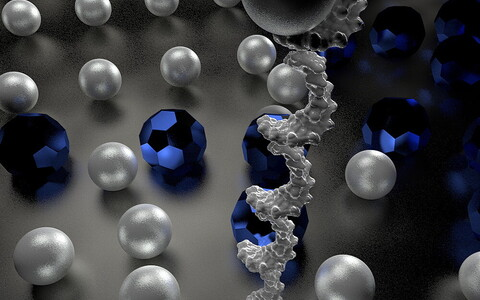 DNA-l põhinev robot.