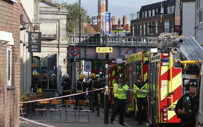 Посольство узнает, пострадалили украинцы вовремя взрыва вметро Лондона