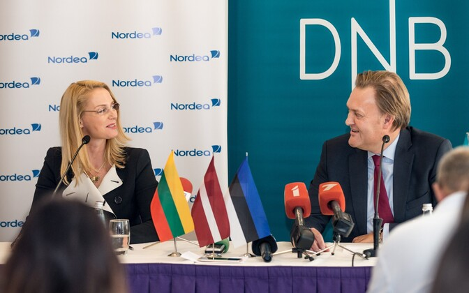 Nordea and DNB announced their plans to merge their Baltic operations in August 2016.