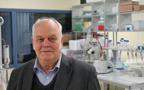 TTÜ professor Raivo Vilu