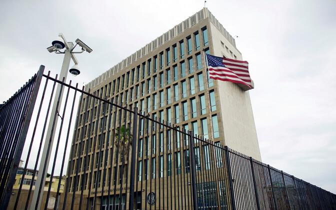 США сКубой расследуют «акустические атаки» надипперсонал— Госдеп