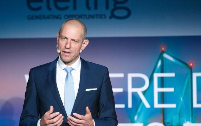 Elering CEO Taavi Veskimägi.