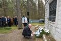 Kloogal mälestati koonduslaagris hukatuid.